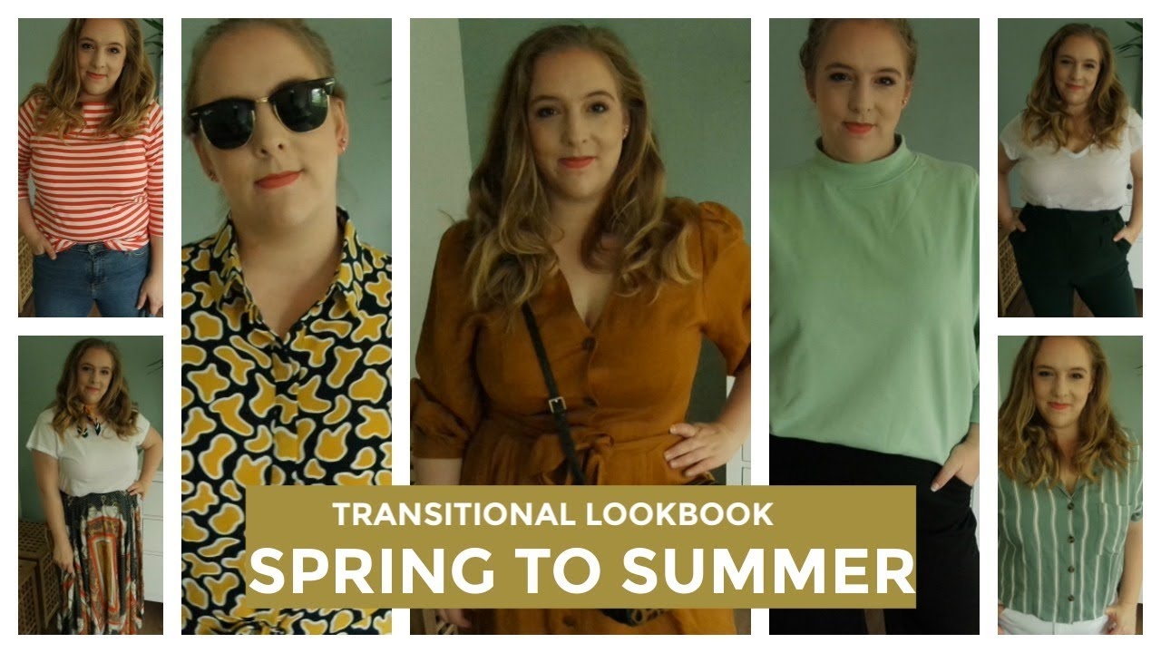 LOOKBOOK | 7 Spring to Summer Transitional Outfits 5