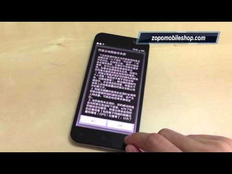 zopo c2 aliyun os UI 1080p smartphone review