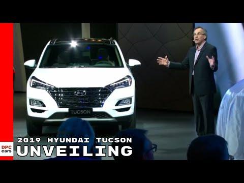 2019 Hyundai Tucson Unveiling