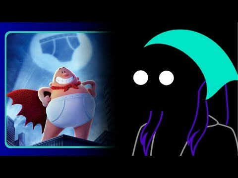 Captain Underpants Review: Well that was surprising!