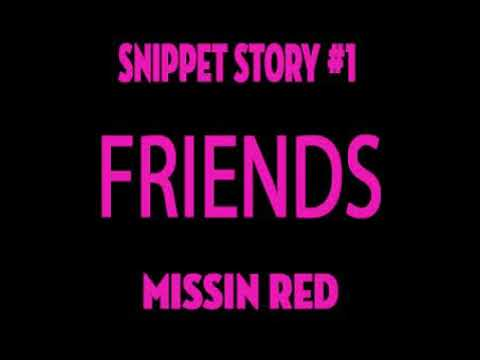 snippet story #1  friends