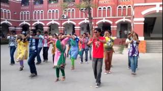Flash Mob of JUST (Jessore University of Science & Technology)
