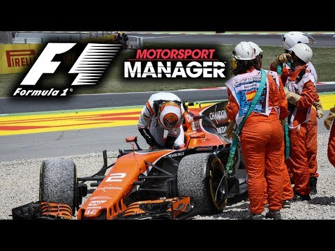 TIME TO QUIT?! DRIVE THROUGH PEN DISASTER | F1 Motorsport Manager PC