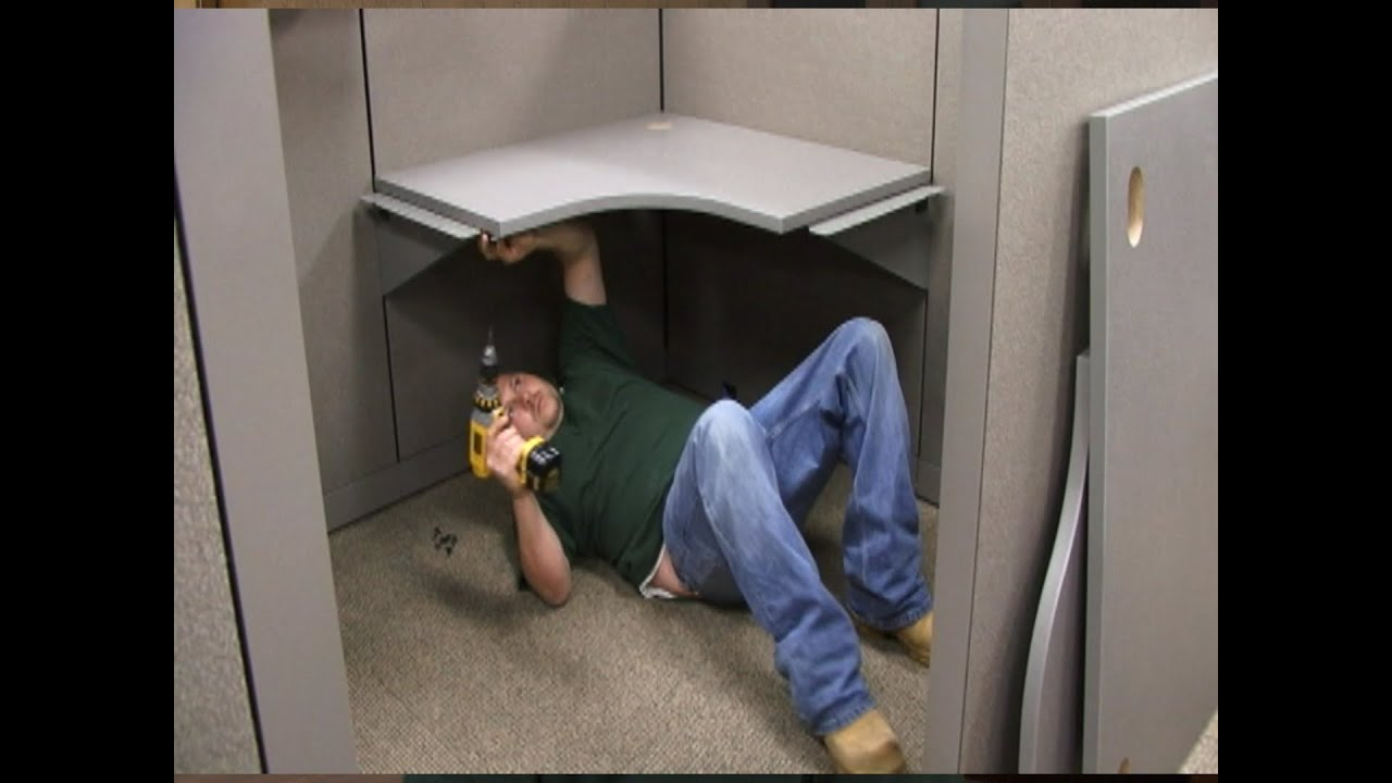 Office Furniture Installation Fort Wayne Youtube
