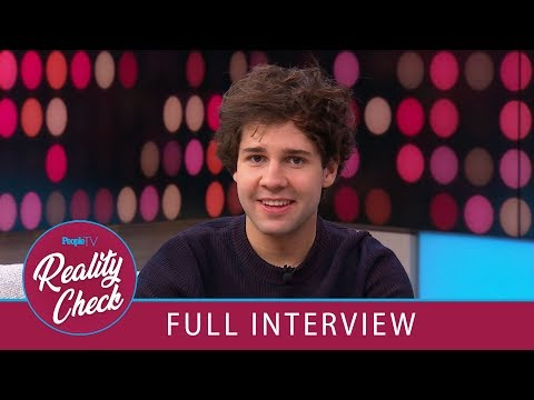 David Dobrik Dishes On Live Performances, New Show 'America's Most Musical Family' & More   PeopleTV from YouTube · Duration:  7 minutes 2 seconds