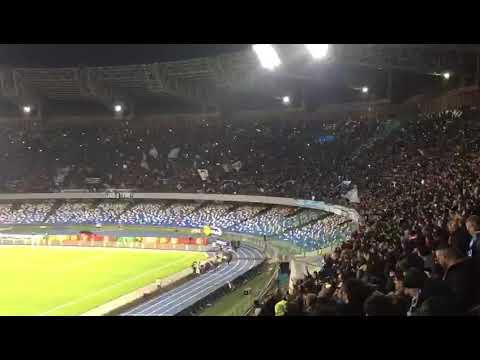 Napoli Lazio 1 A 0 Coppa Italia Festeggiamenti A Fine Gara