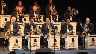 The Legendary Count Basie Orchestra