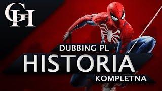 SPIDER-MAN 2018 PL [GROWY FILM DUBBING PL] KOMPLETNA HISTORIA Z GRY [CUTSCENKI/GAMEPLAY] [FILM PL]