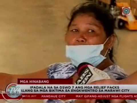 TV Patrol Central Visayas - May 25, 2017