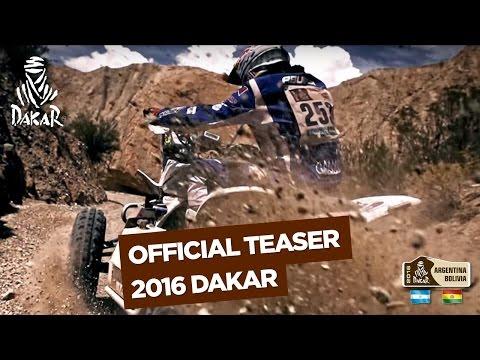 El video oficial del Rally Dakar 2016