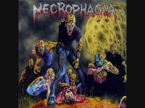 Necrophagia  Mental Decay