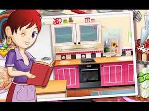 Juegos de cocina con sara youtube - Juegos de cocina con sara paella ...