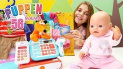Puppen Mama. Neue Kleider für Rose. Spielzeugvideo für Kinder