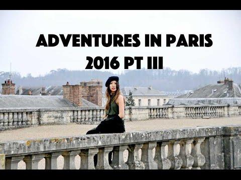 Vi-Log | Paris 2016 Pt. 3 | Desserts, Supreme, & Versailles