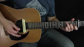 Swervin - A Boogie wit da Hoodie (feat. 6lx9ine) - Guitar Tutorial EASY