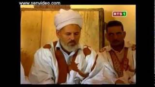 Cheikh Ahmadou Bamba: L'exil au Mauritanie