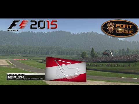 Sport League #08 GP Austria F1 2015 11.01.16 - Live Streaming 1080p HD