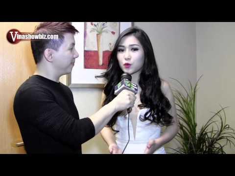 Interview with singer Huong Tram - Vinashowbiz.com