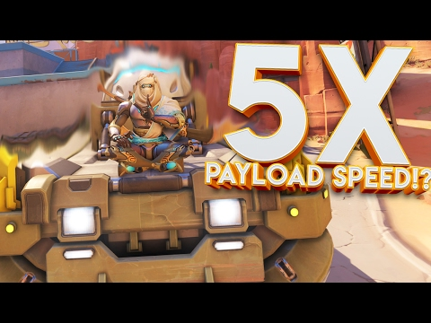BRAND NEW SUPER PAYLOAD CUSTOM GAMEMODE! (5X PAYLOAD SPEED!?)