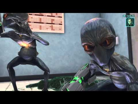 It begins - Xcom Enemy Within Campaign Part 1 (Alien Abductions) |