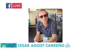 Cesar Agost Carreño para ZappingLatam en Cannes 2016