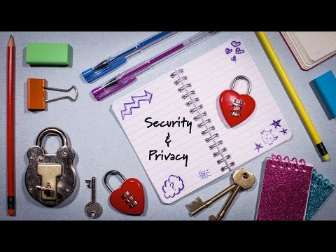 Live My Digital for students: Security & Privacy