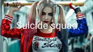 Музыка отряд самоубийц