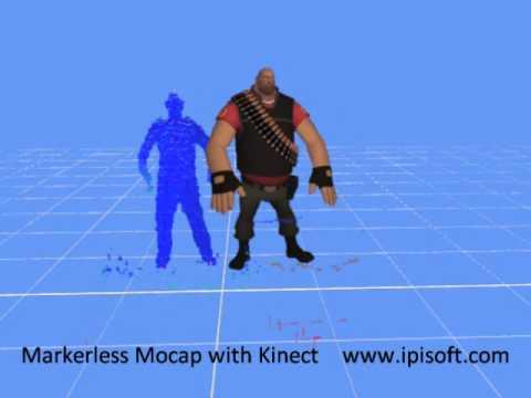 iPi Soft announces iPi Motion Capture 2 0 | CG Channel