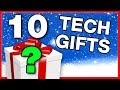 Top 10 Tech Gift Ideas For the Holidays