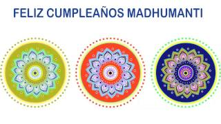 Madhumanti   Indian Designs - Happy Birthday