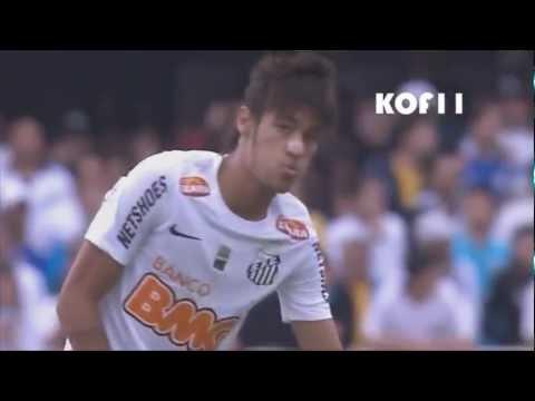 Neymar da Silva Santos Jr. - Somebody New - 2012 ||HD||