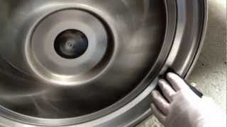 BBS Alloy Polishing On Car
