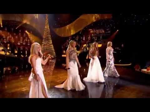 Celtic Woman  Home For Christmas  From Dublin 2013