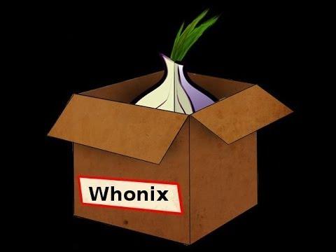 Whonix Linux - VMWare