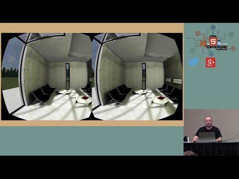 HTML5DevConf: David Catuhe, Microsoft: Unleash the power of 3D with Babylon.js