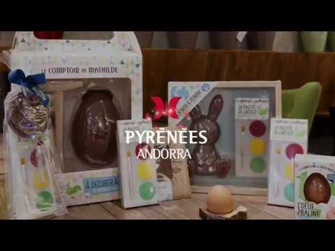 Le Comptoir de Mathilde, la mona més original - Pyrénées Andorra