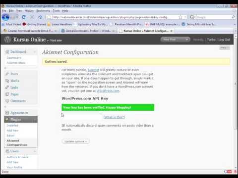 7 Proteksi blog dari spam