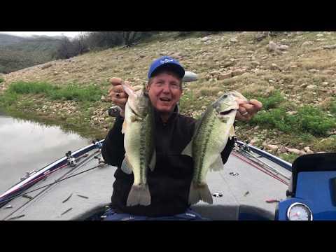 Bartlett Lake Fishing Report March 12, 2020