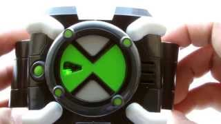 Ben 10 Omnitrix F/X Toy Watch  [HD]
