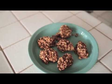 Make It With Mela - The Easiest Oatmeal Cookies