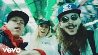 Mäkki - Yössä ft. Adi L Hasla, Sini Sabotage
