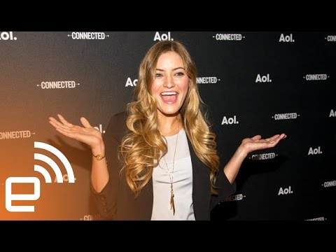 Hanging with iJustine | CES 2015