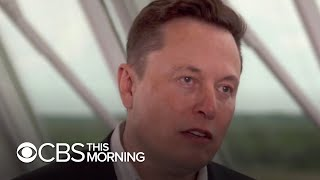 "Elon Musk says SpaceX rocket launch is ""a dream come true"""