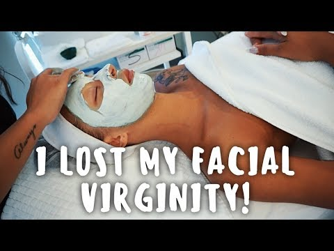 MY FIRST FACIAL EVER! | TS Skin Care in Orlando | Lexi Luxury