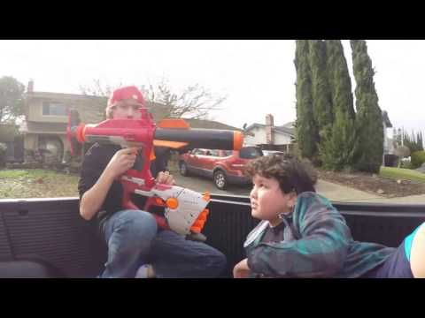 Thumbnail: Awesome Nerf War Part 1