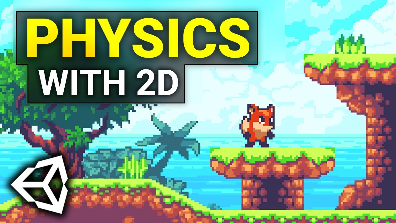 2D Physics are awesome! - Chains & Ropes in Unity 2020
