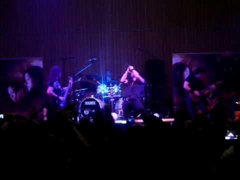 SARATOGA - Cuando Tus Sueños Te Hagan Llorar - Santiago 23-1-2010