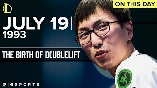 Doublelift: the birth of a League of Legends superstar! July 19, 1993