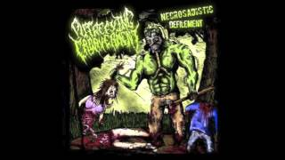 Putrefying Cadaverment - Necrosadistic Defilement (Full Album) 2008 (HD)