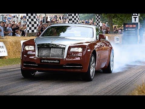Rolls Royce Wraith 0 60 >> Rolls Royce Wraith 2016 Beats Porsche 918 Maserati Mc Stradale